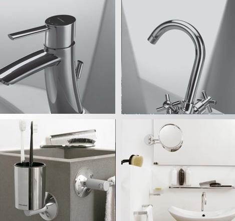 Accessori bagno newform idee per il design della casa - Accessori bagno classici ...